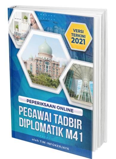 Contoh soalan Pengetahuan Am Pegawai Tadbir dan Diplomatik M41 Jabatan Perkhidmatan Awam